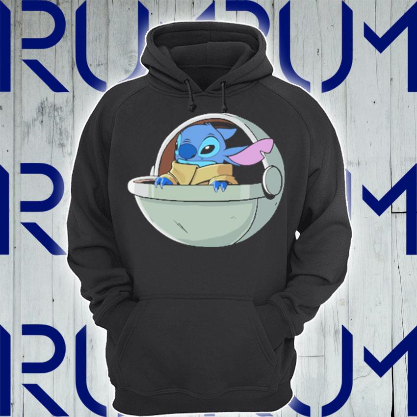 Baby Stitch Star War s Hoodie