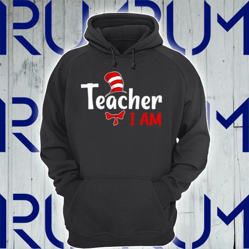 I Am Teacher Merry Christmas s Hoodie