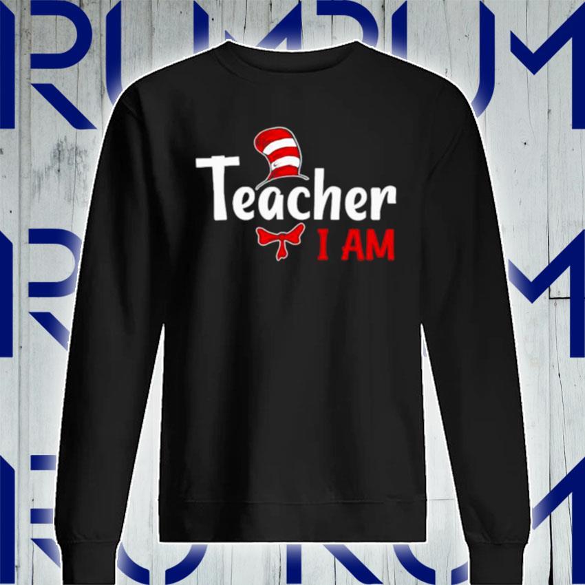I Am Teacher Merry Christmas s Sweatshirt