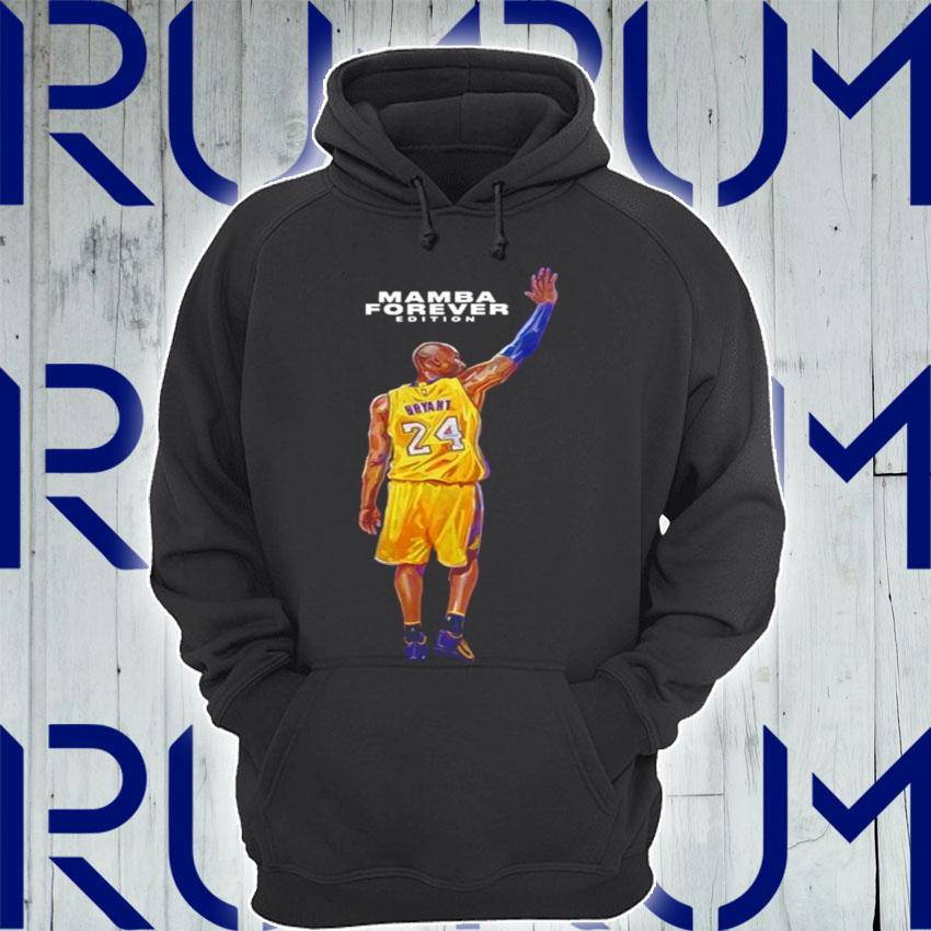 Kobe Bryant Mamba Forever Edition 2021 s Hoodie