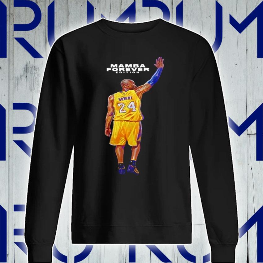 Kobe Bryant Mamba Forever Edition 2021 s Sweatshirt