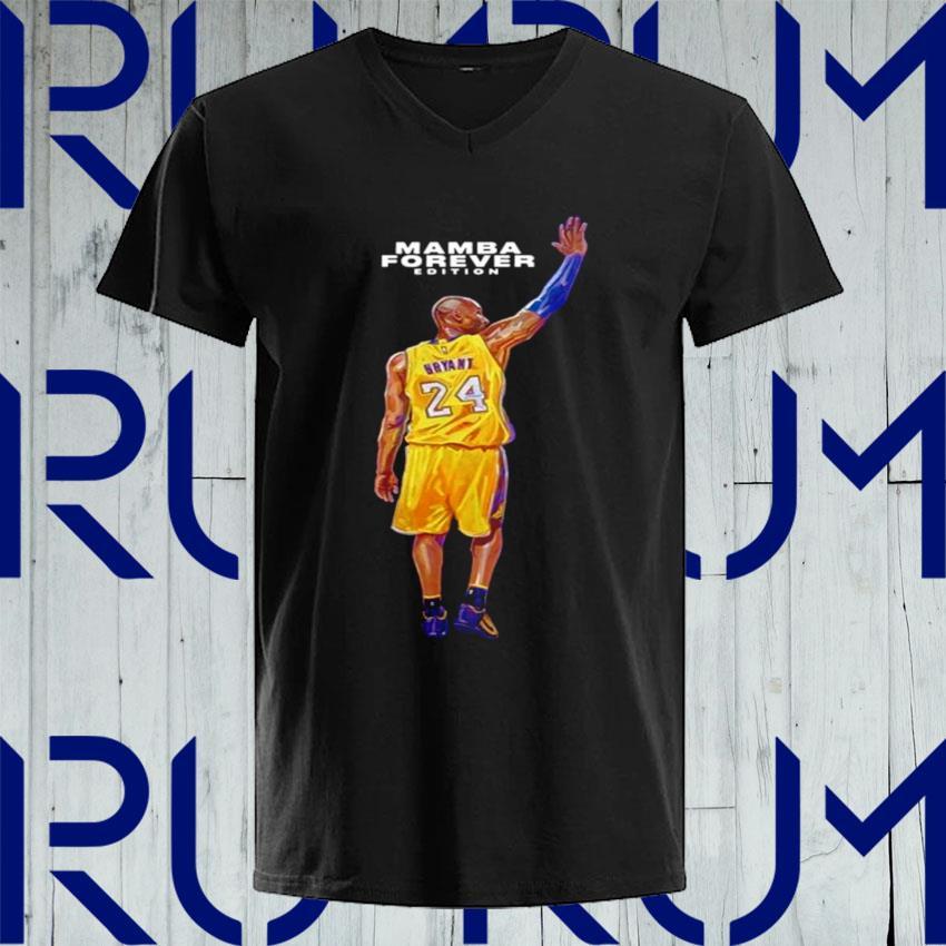 Kobe Bryant Mamba Forever Edition 2021 s V-neck