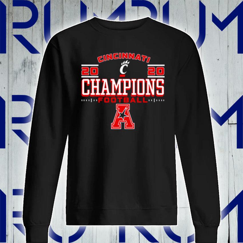 OriginalCincinnati Bearcats AAC Football Champs s Sweatshirt