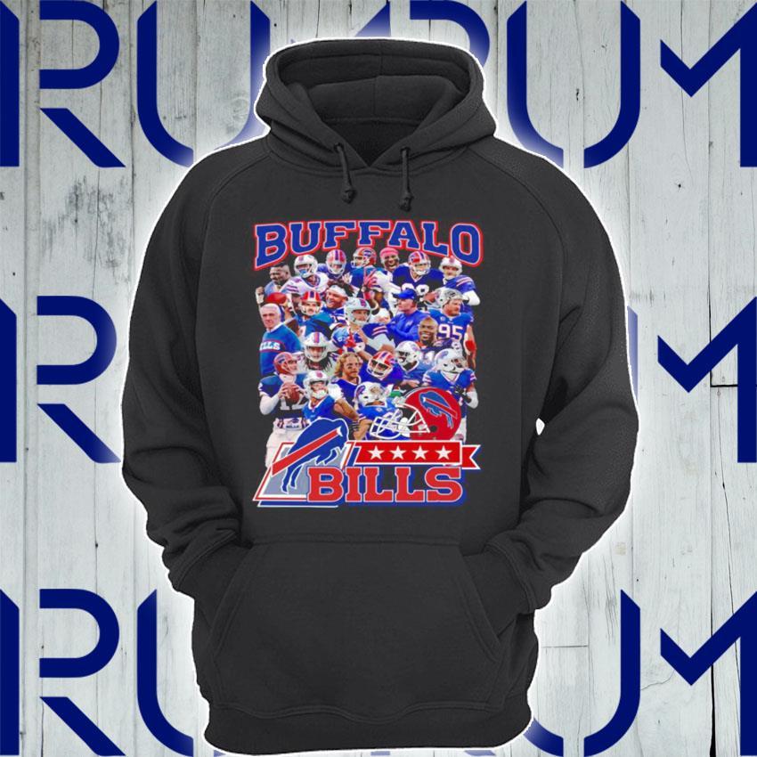 The Buffalo Bills Team Football Players 2021 s Hoodie